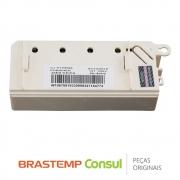 Placa Potência / Principal 127/220V W10678919 Geladeira Brastemp BRT38AY BRM39EB BRM39ER