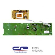 Placa Potência / Principal com Placa Interface / Display W10308925 Lavadora Brastemp BWL09B