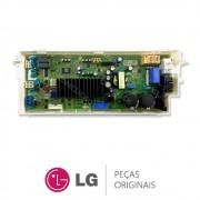 Placa Principal 127V EBR83859320 / EBR79909508 / EBR75805735 Lava e Seca LG WD11EP6 WD11WP6