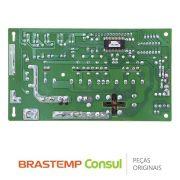 Placa Principal 127V W10704806 para Climatizador Consul C1F07AB, C1F07AF, C1F07AT