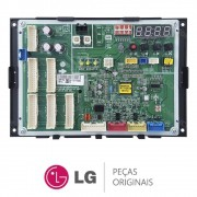 Placa Principal com Display Condensadora EAX64524902 Ar Condicionado LG ARUV200LTS4, BRUV200LTS4