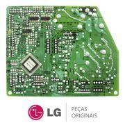 Placa Principal com EEPROM EBR73980409 / EBR76464019 Ar Condicionado LG USNQ122HSG3, USNW092WSZ2