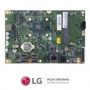 Placa Principal com Processador Intel Celeron N2940 (Quad Core) EAX65399816 All In One LG 22V240-L