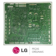 Placa Principal Condensadora EAX64913601 / EBR82717405 Ar Condicionado LG AUUQ54GH2
