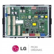 Placa Principal Condensadora EBR77286218 Ar Condicionado LG ARUN140BTE4, BRUN140BTE4, CRUN140BTE4
