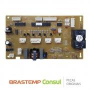 Placa Principal / Controle 127V DF-AF2801K-1 W10413624 para Climatizador Consul C1R06A