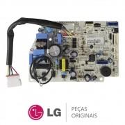 Placa Principal da Evaporadora Ar Condicionado LG S4NQ12JA31C