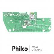 Placa Principal / Display 173-00698001-09001 Caixa Acústica Philco PCX6000