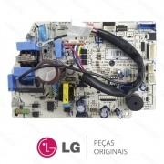 Placa Principal EAX35907219 / EBR85993101 Evaporadora Ar Condicionado LG S4NW09WA5WA