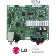 Placa Principal EAX66323901 / EBR80147803 / EBR80147805 Mini System LG CM4650