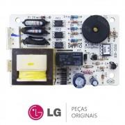 Placa Principal EBR30505501 / EAX30505601 Condensadora Ar Condicionado LG TVUC529LLA5, TVUC609LLA0