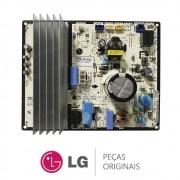 Placa Principal EBR82870714 Condensadora Ar condicionado LG S4UQ09WA5WB S4UW09WA51A