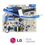 Placa Principal Evaporadora EBR56495310 Ar Condicionado LG TSNH1825DA1, TSNH1825MA1