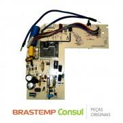 Placa Principal Evaporadora W10324330 / PCB05-348-V02 Ar Condicionado Consul CBV07BB