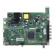 Placa Principal JUC7.820.00122532 TV Philco PH32U20DSG2, PH32U20DG, PH32U20DSGW