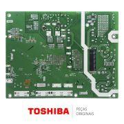 Placa Principal para TV Semp Toshiba DL3945I(A)