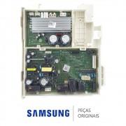 Placa Principal + Placa Inverter Lava e Seca Samsung WD11M44733W