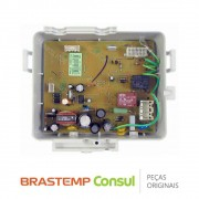 Placa Principal / Potência 110/220V 326061171 para Refrigerador Brastemp BRM47BR, BRM47BB, BRM49BB