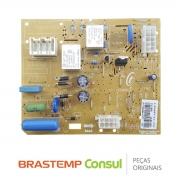 Placa Principal / Potência 110V 326063223 para Refrigerador Brastemp BRM44D, BRM44ER, PRM48D