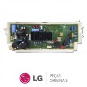 Placa Principal / Potência 110V EBR36197341 Lavadora LG WD-1403FD