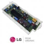 Placa Principal / Potência 110V EBR64974331 Lava e Seca LG WD-1485AD, WD-C1485AD