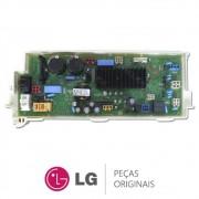 Placa Principal / Potência 110V EBR72927503 / EAX61526825 Lava e Seca LG WD1412RT, WD1412RT5, WD1412RT7