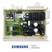 Placa Principal / Potência 110V para Lava e Seca Samsung WD106UHSAGD, WD856UHSASD, WD856UHSAWQ
