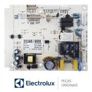 Placa Principal / Potência 127/220V A02607601 / 64501726 Refrigerador Electrolux DI80X, DT80X