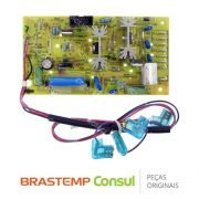 Placa Principal / Potência 127V 326046011 para Lavadora Brastemp BWC10AB, BWF08BB, BWF09AB, BWG10AB