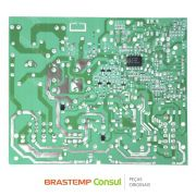 Placa Principal / Potência 220V 326061422 para Geladeira Brastemp Consul BRM36EV, BRU49BB, BRU49BR, CRM33DB, CRM3
