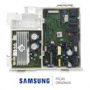 Placa Principal / Potência 220V DC92-02049A Lava e Seca Samsung WD10M44530S WD11M44530S WD11M44530W