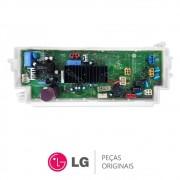 Placa Principal / Potência 220V EBR36197359 / EBR36197317 Lavadora LG WD-1409FDA