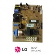 Placa Principal / Potência 220V EBR37438507 para Refrigerador LG MB482ULS-G1, MB582ULV-G1