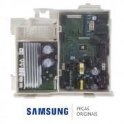 Placa Principal / Potência 220V Lava e Seca Samsung WD10J6410AW WD11J6410AX WD90J6410AX