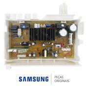 Placa Principal / Potência 220v para Lavadora Samsung WF106U4SAWQFAZ