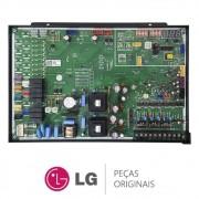 Placa Principal / Potência com Display Condensadora EBR42702620 Ar Condicionado LG ARUV120LT2