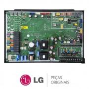 Placa Principal / Potência com Display Condensadora EBR74068305 Ar Condicionado LG ARUN160BT3