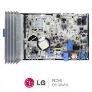 Placa Principal / Potência Condensadora EBR75260016 Ar Condicionado LG USUW122HSG3