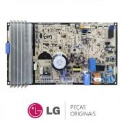 Placa Principal / Potência Condensadora EBR75260023 Ar Condicionado LG USUQ122HSG3