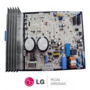 Placa Principal / Potência da Unidade Condensadora EBR77159619 para Ar Condicionado LG ASUW092BRG2