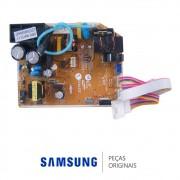 Placa Principal / Potência da Unidade Evaporadora para Ar Condicionado Samsung AQ24UBAN