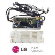 Placa Principal / Potência EAX65564305 / EBR83859319 / EBR78310946 Lava e Seca LG WD11EP6A WD11WP6A