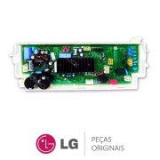 Placa Principal / Potência EBR49015504 Lava e Seca LG T1209DB, T1209DS