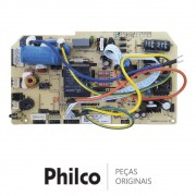 Placa Principal / Potência Evaporadora Ar Condicionado Philco PAC24000IFM4