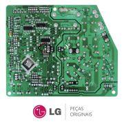 Placa Principal / Potência Evaporadora EBR78260401 Ar Condicionado LG TSNC092W4W0, TSNC122H4W0