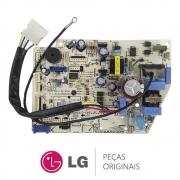 Placa Principal / Potência Evaporadora EBR85607318 / EAX35907219 Ar Condicionado LG S4NQ09WA51A