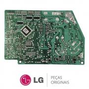 Placa Principal / Potência Evaporadora EBR85993105 / EAX35907219 Ar Condicionado LG S4NQ09WA5WB