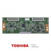 Placa T-CON 13YR_S60TMB3C2LV0 para TV Semp Toshiba DL4844
