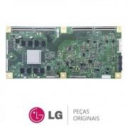 Placa T-Con EAT63360701 / LC650AQD-GJP1 / 6870C-0636B TV LG OLED65E6P