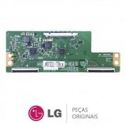 Placa T-con ECB31286601 / 6870C-0532B TV LG 49LF5410